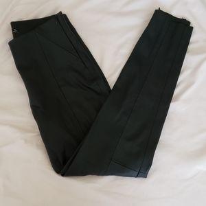 Zara Faux Leather Legging